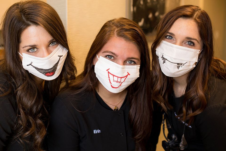Darby Dental Smiles hygienists